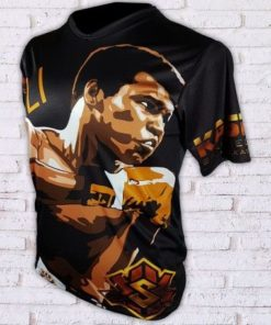 camiseta ali color muhammad ali