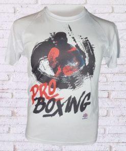 camiseta pro boxing