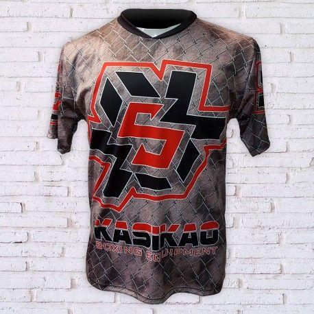 camiseta reja