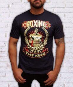 camiseta the king