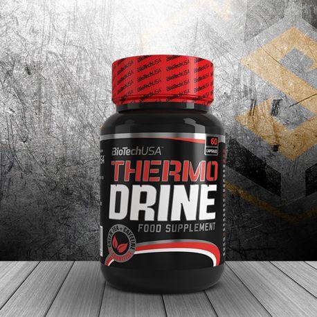 thermo drine suplemento alimenticio