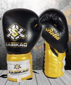 guantes de boxeo rotia