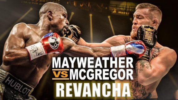 ¿Otra 'pelea del siglo' a la vista?: Mayweather aceptó luchar contra McGregor como peleador de MMA