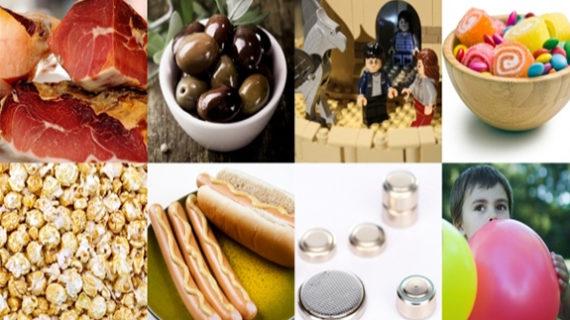 Atragantamiento en niños: los objetos y alimentos más peligros y cómo actuar cuando se produce
