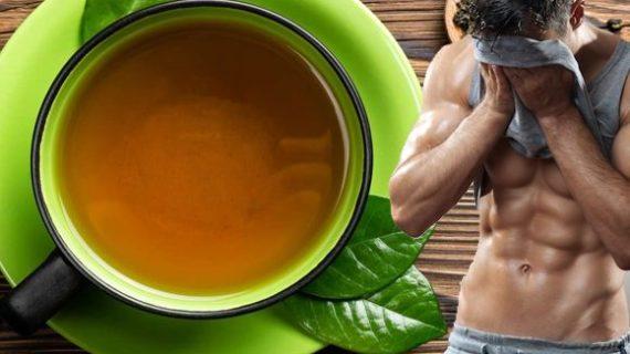 El poder del té verde contra la fatiga