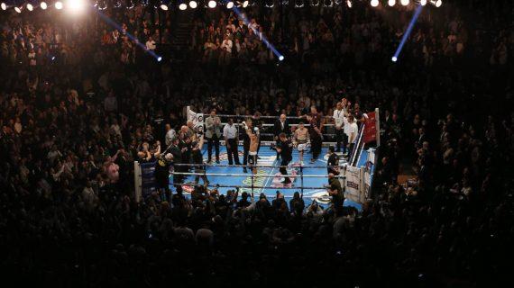¡Regreso del boxeo a la televisión de pago en España!