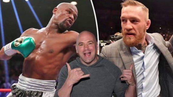 Dana White dice que Conor McGregor quiere pelear con Floyd Mayweather en UFC