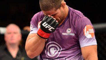 MMA – Rousimar Palhares fue noqueado en 58 segundos en Fight Nights Global 85