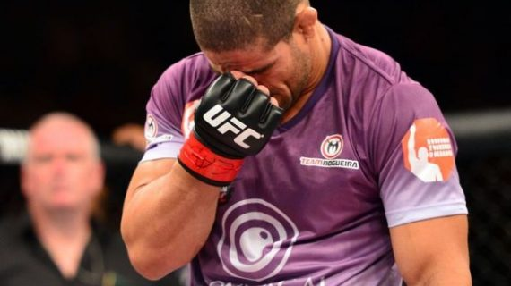 MMA – Rousimar Palhares fue noqueado en 58 segundos en Fight Nights Global 85