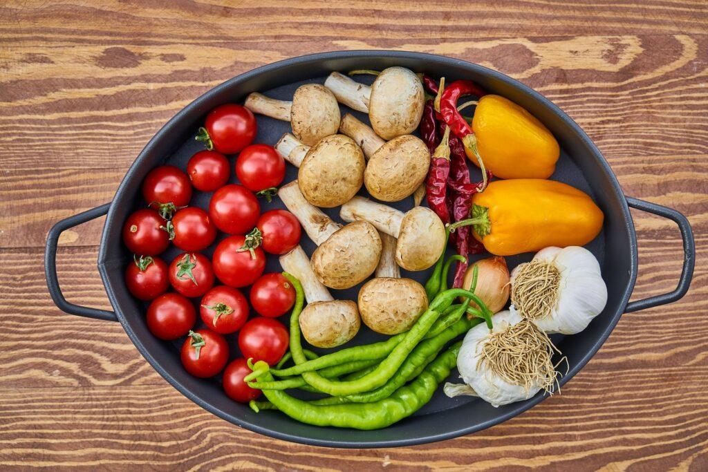 comer variado podría no ser tan saludable