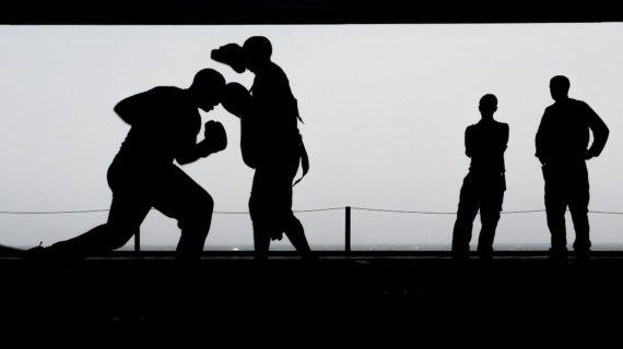 Manoplas de Boxeo