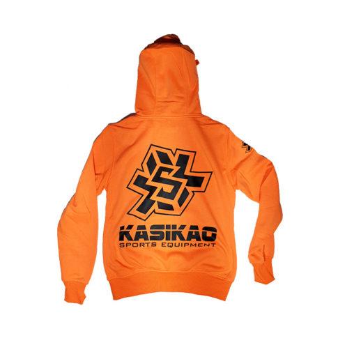 sudadera-kasikao-naranja-espalda