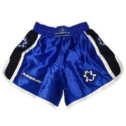 Pantalón Baby Clásico Negro/Azul
