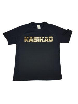 Camiseta Niño Kasikao Oro Técnica