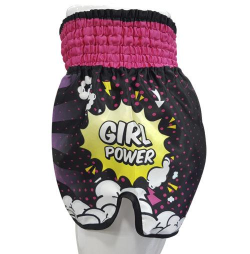 Pantalón Thai sublimado Girl Power3