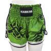 Pantalón Thai sublimado verde
