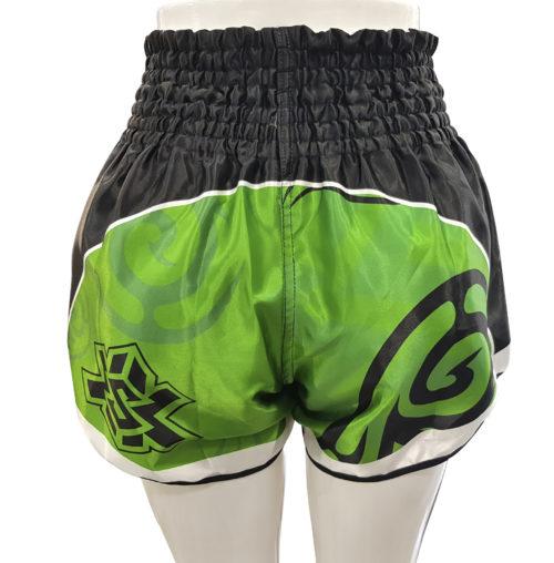 Pantalón Thai sublimado verde 2