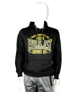 Sudadera Negra marca Everlast