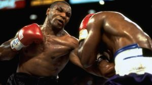 Mike Tyson regresa